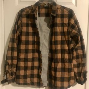 ASOS Men's Plaid Shirt Jacket XL